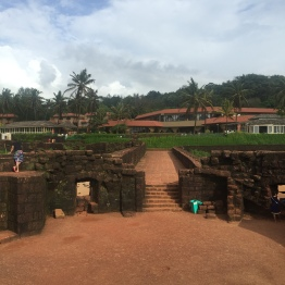 Fort Aguada, Goa
